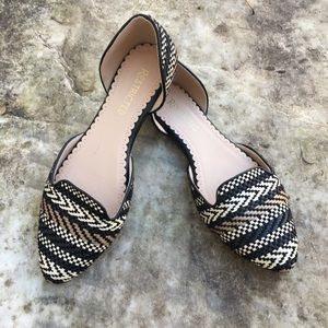 Restricted Basketweave Flats